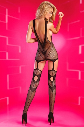 LC 17232 Obsession ONE bodystocking, livco_lc 17232 obsession one bodystocking, livco corsetti fashion, Польша